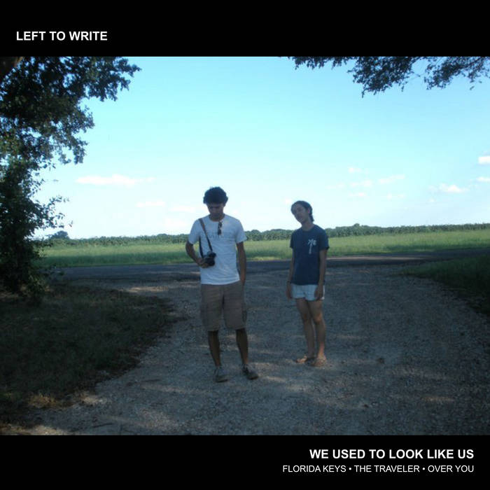 We Used to Look Like Us cover art