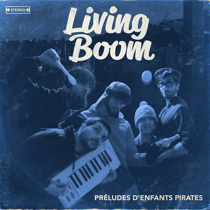 Préludes d'enfants pirates cover art