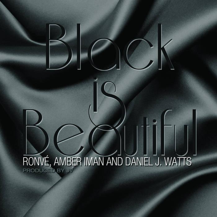 Black Is Beautiful cover art