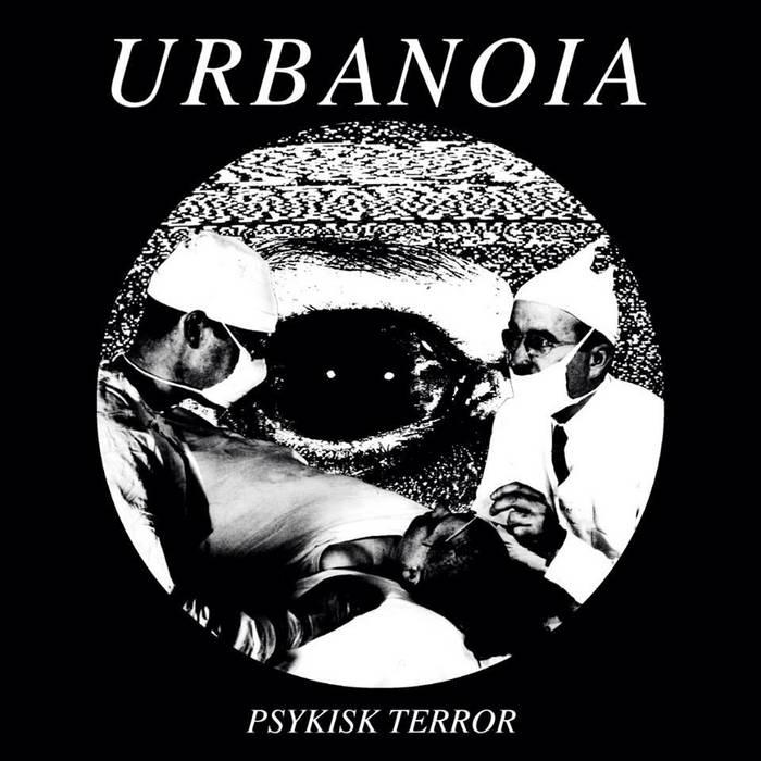 Psykisk Terror cover art