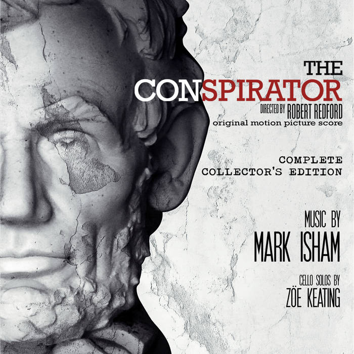 The Conspirator - Complete Collector's Edition cover art