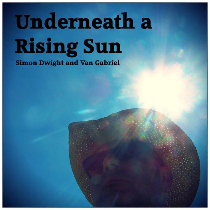 Underneath a Rising Sun (EP) cover art