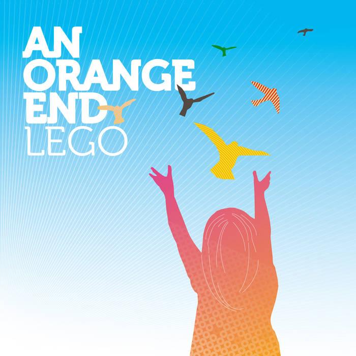 Lego cover art