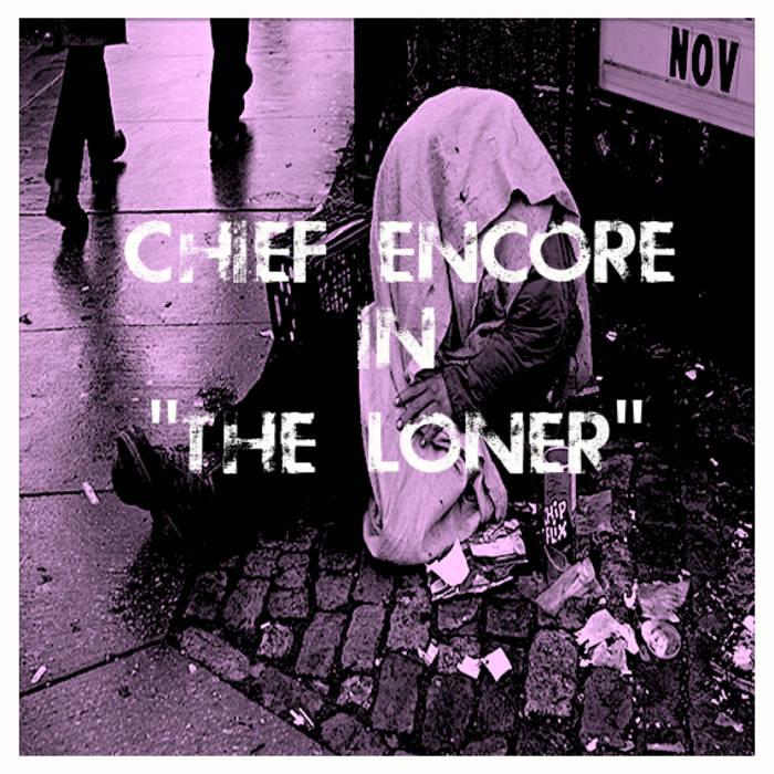 """""""The Loner"""" cover art"""