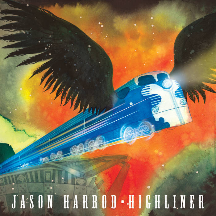 Highliner cover art