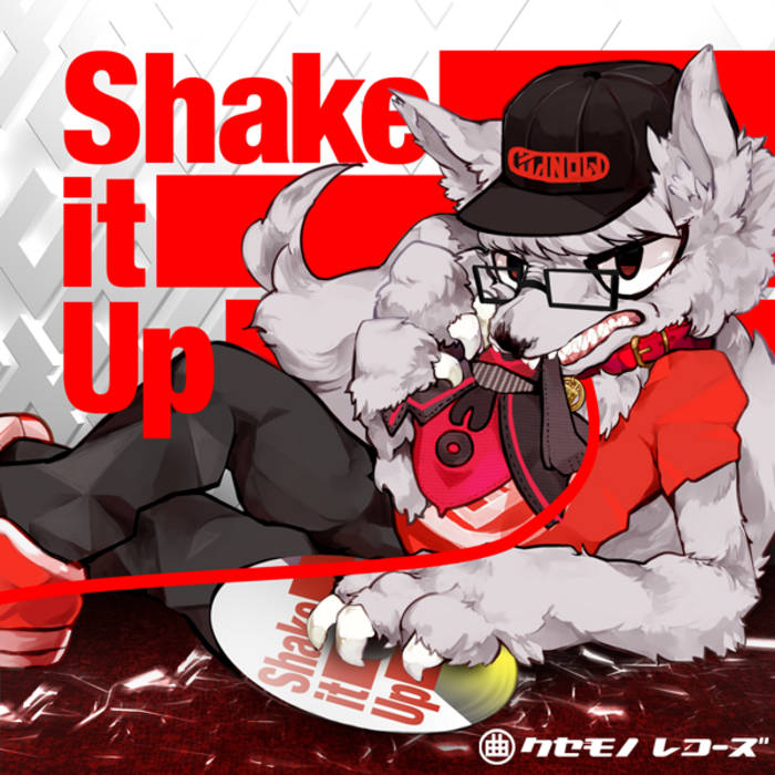 Shake it Up cover art