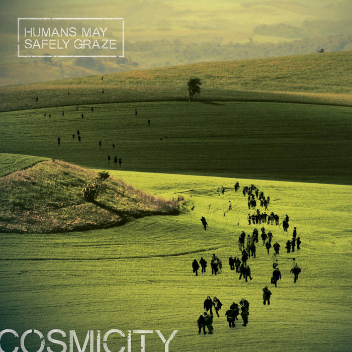 Humans May Safely Graze cover art