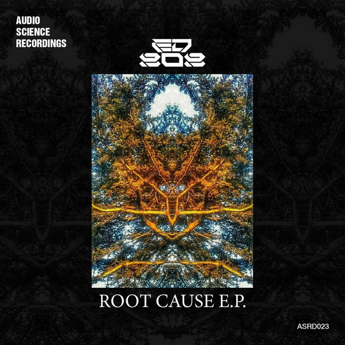 ASRD023 - Ed 808 - Root Cause E.P. cover art