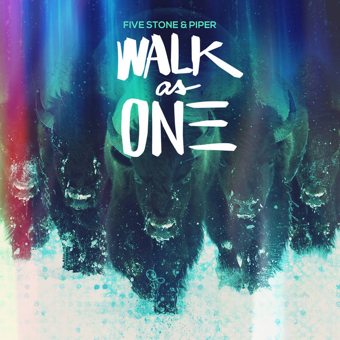 Walk As One cover art