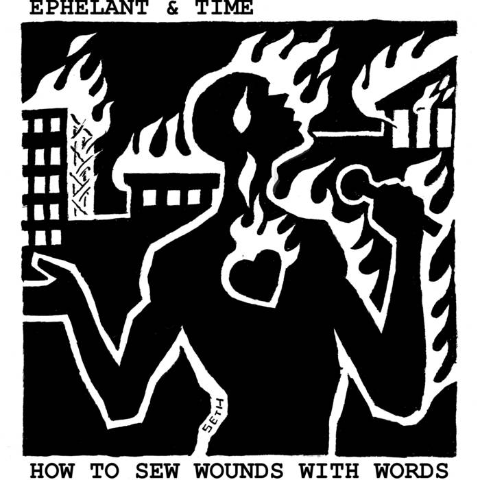 How To Sew Wounds With Words cover art