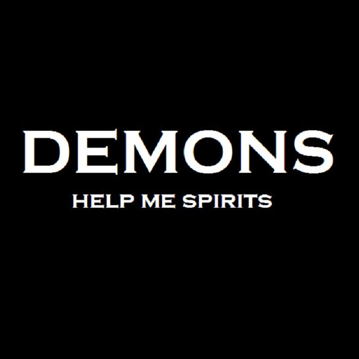 Help Me Spirits cover art