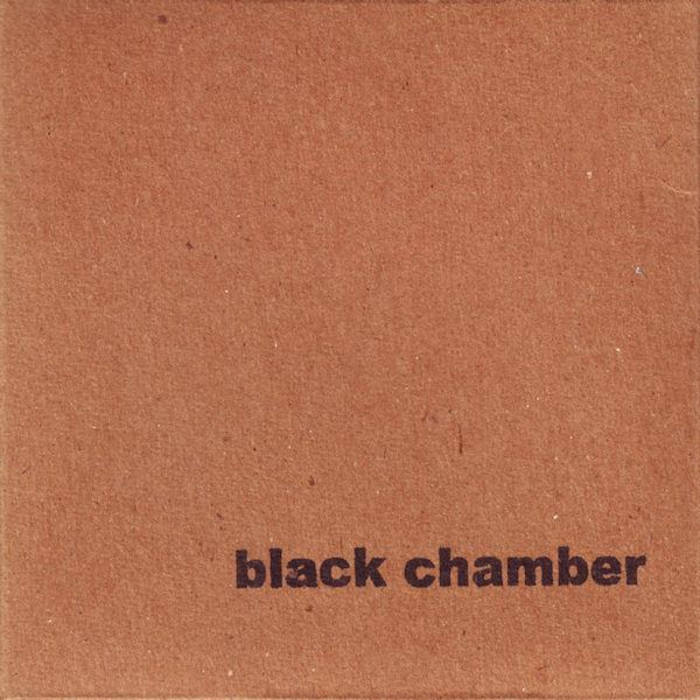 Black Chamber cover art