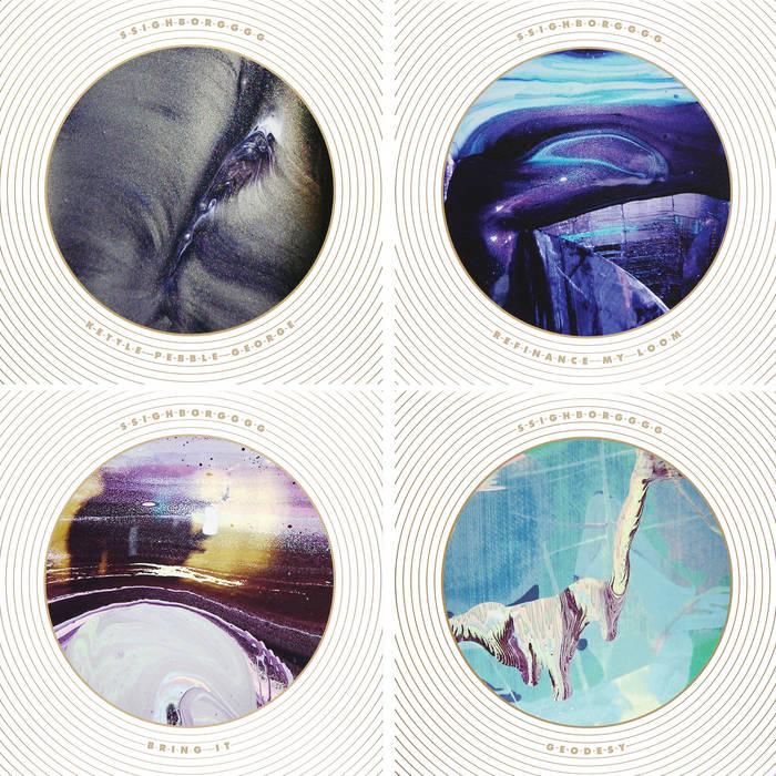 Geodesy cover art