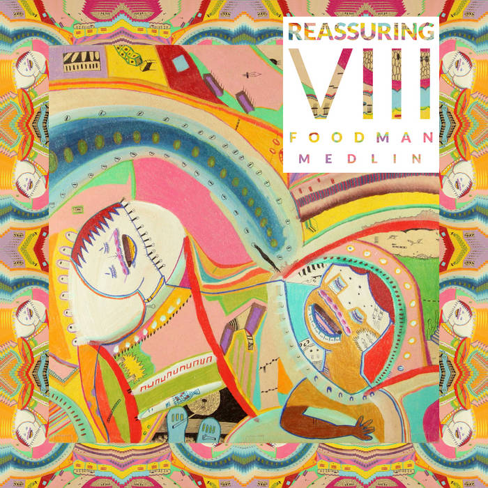 Reassuring VIII cover art