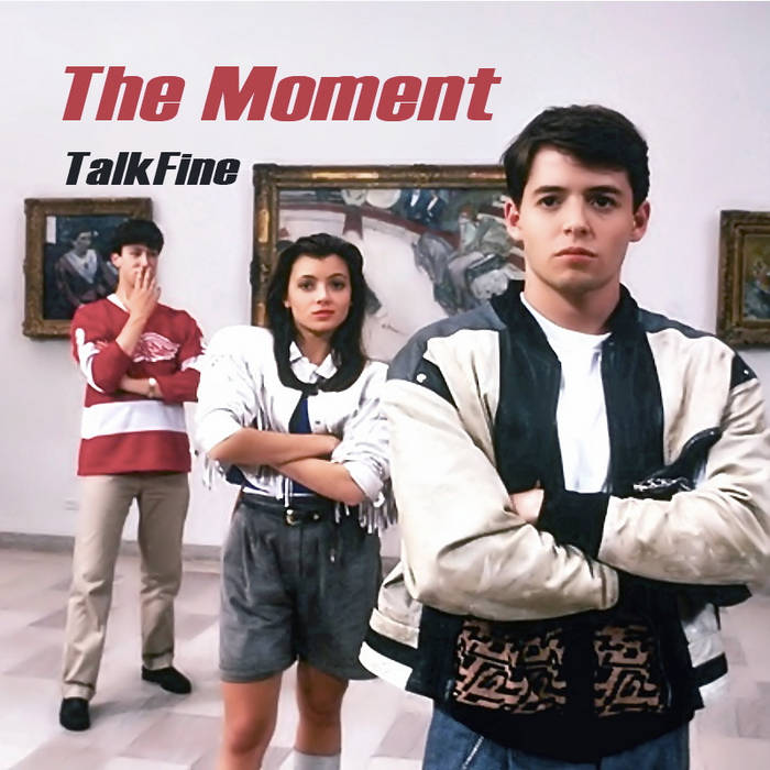 The Moment EP cover art
