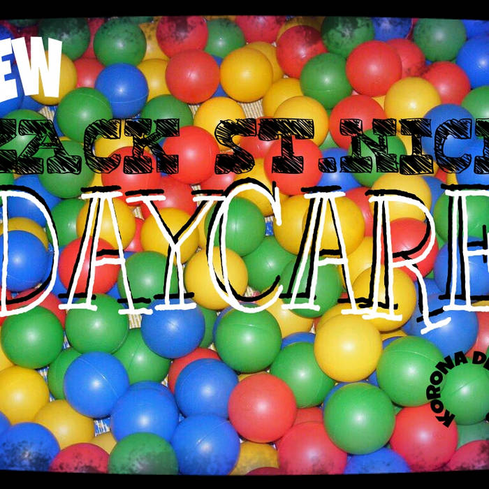 DAYCARE cover art