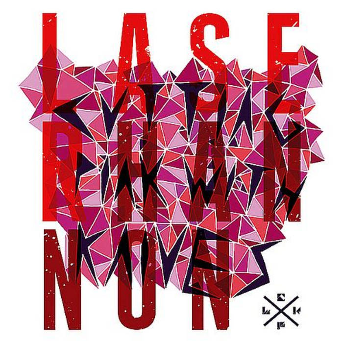 Laser Hannon Single cover art