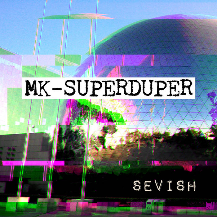 MK-SUPERDUPER cover art