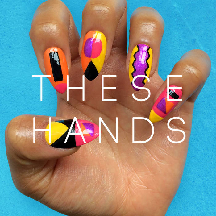 These Hands (mixtape) cover art