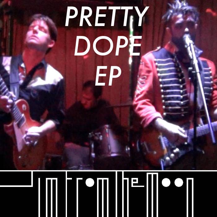 Pretty Dope EP cover art