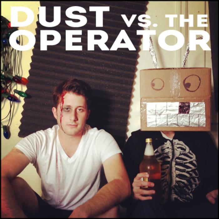 DUST vs. OP cover art