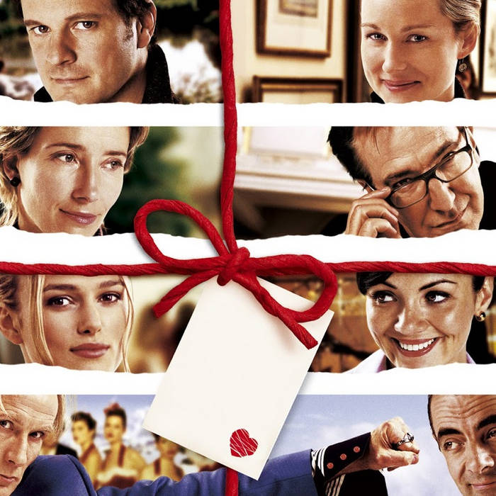 Love Actually Feature Commentary cover art