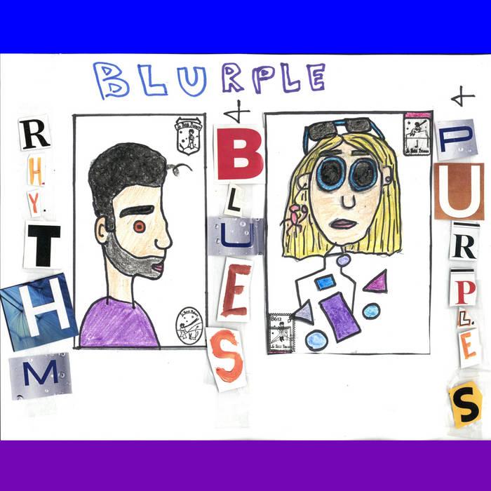 Rhythm & Blues & Purples cover art