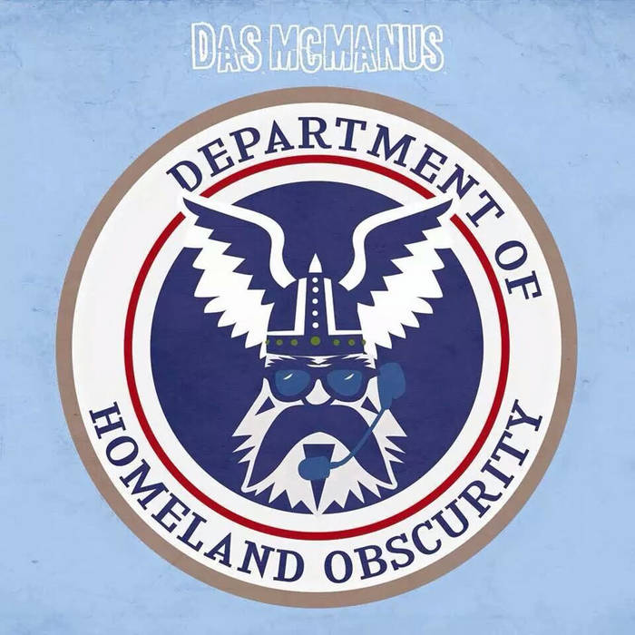 Department of Homeland Obscurity cover art