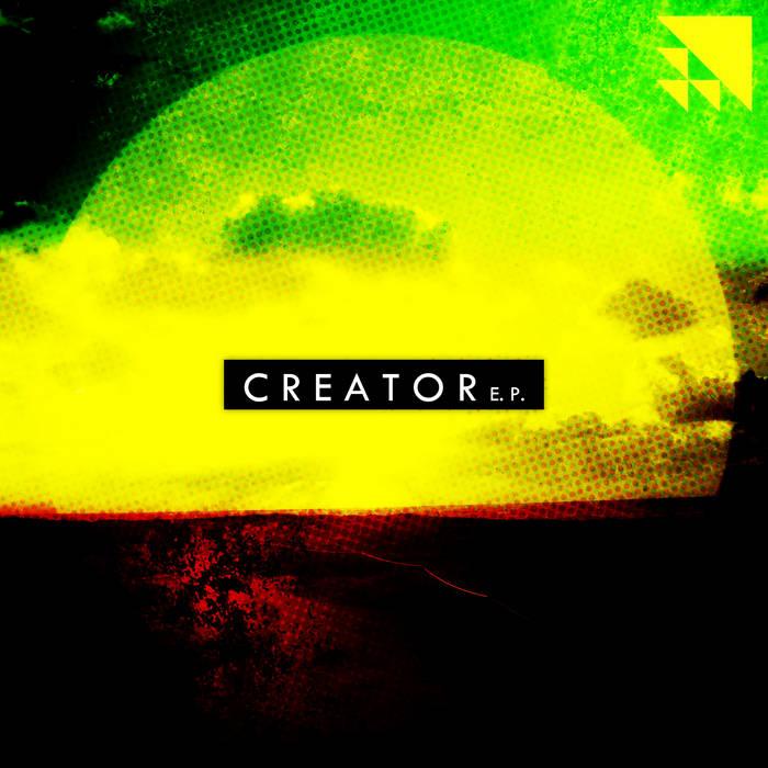 Creator EP cover art