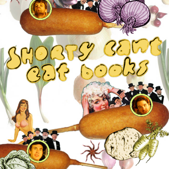Shorty Cant Eat Books cover art