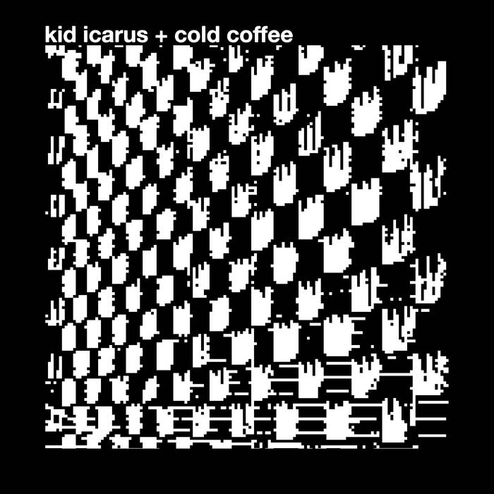 "Kid Icarus / Cold Coffee split 12"" cover art"
