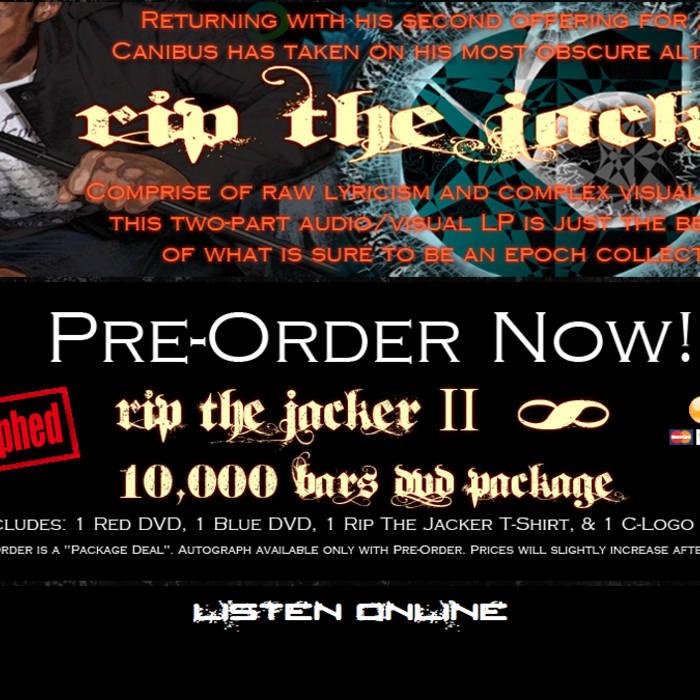 Rip The Jacker 2 INFINITY cover art