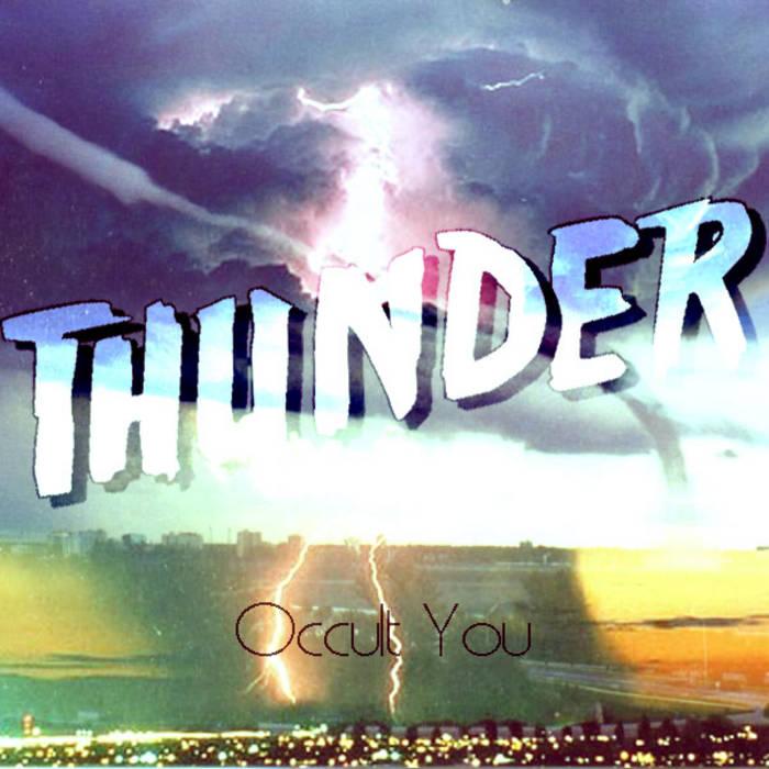 Thunder cover art