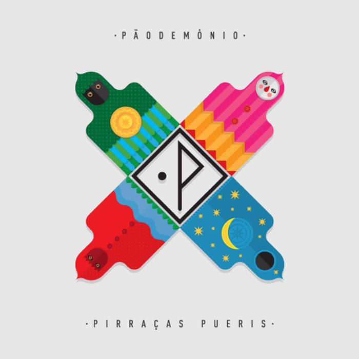 Pirraças Pueris cover art
