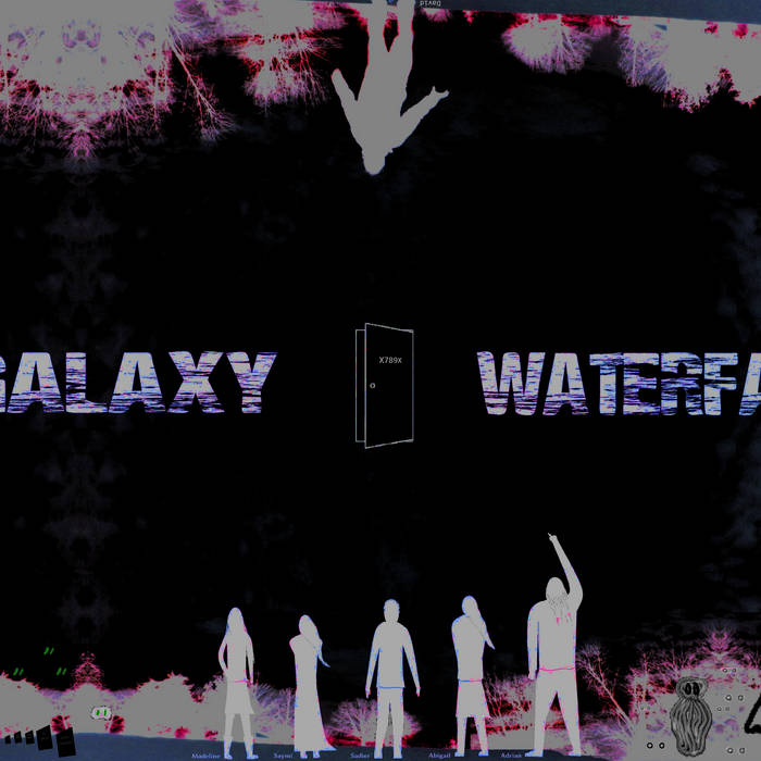 Galaxy Waterfall (Audiobook) cover art