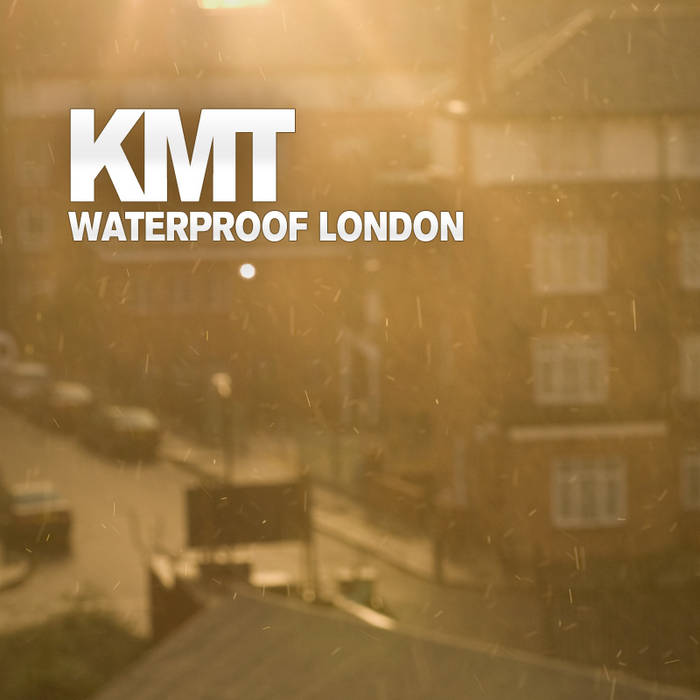 Waterproof London cover art
