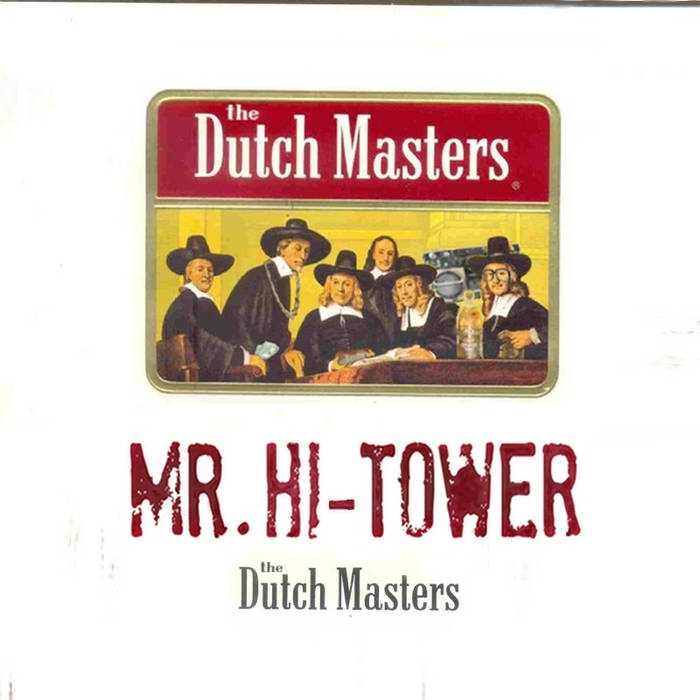 The Dutch Masters cover art