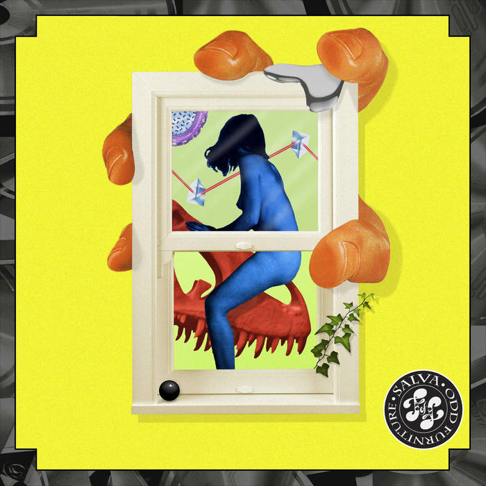 Odd Furniture EP cover art
