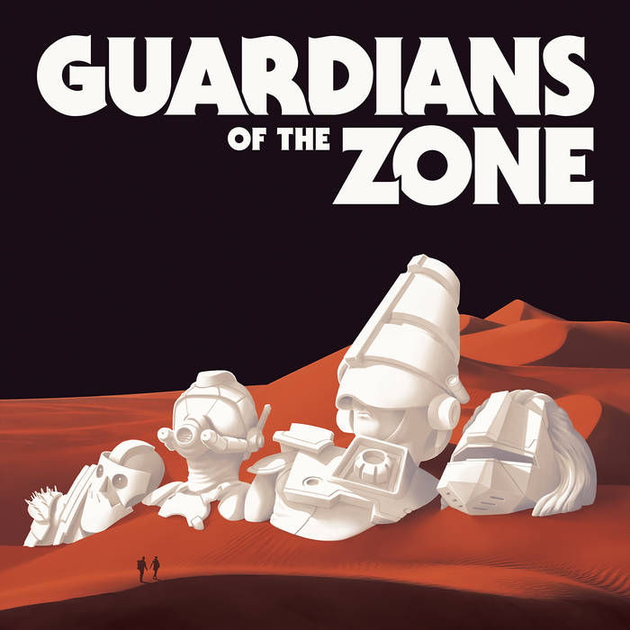Guardians Of The Zone cover art