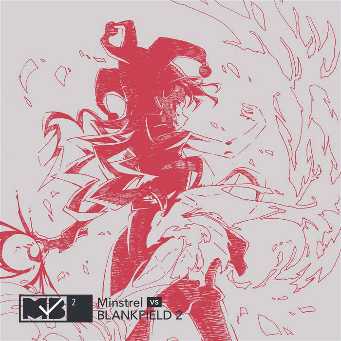 Minstrel vs BLANKFIELD 2 cover art