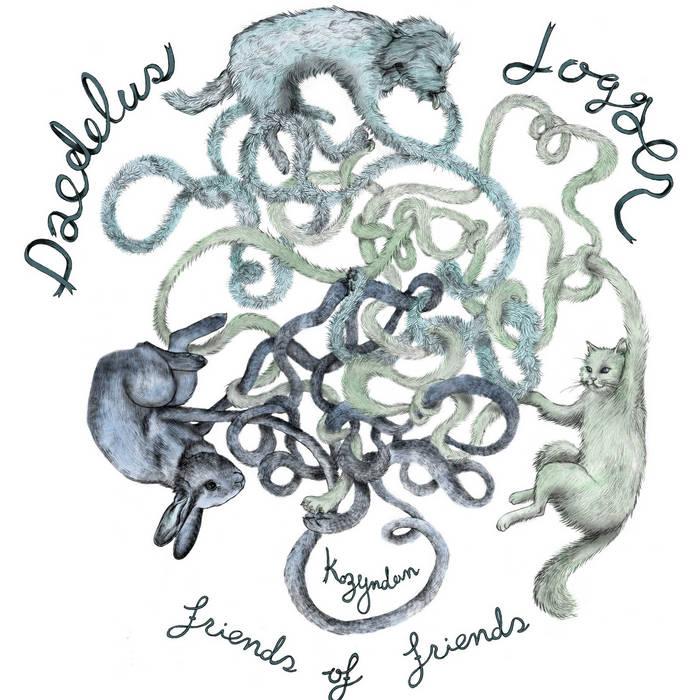 Friends Of Friends Volume 1 cover art