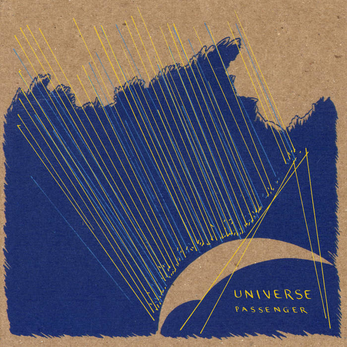 Passenger cover art