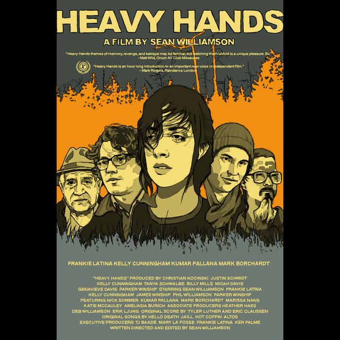 Heavy Hands Soundtrack cover art