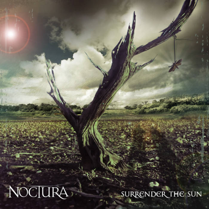Surrender the Sun cover art