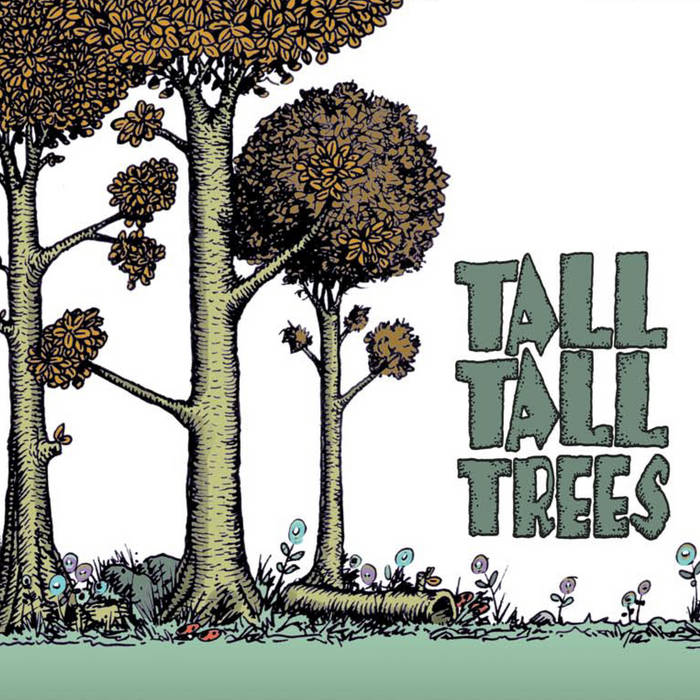 Tall Tall Trees cover art