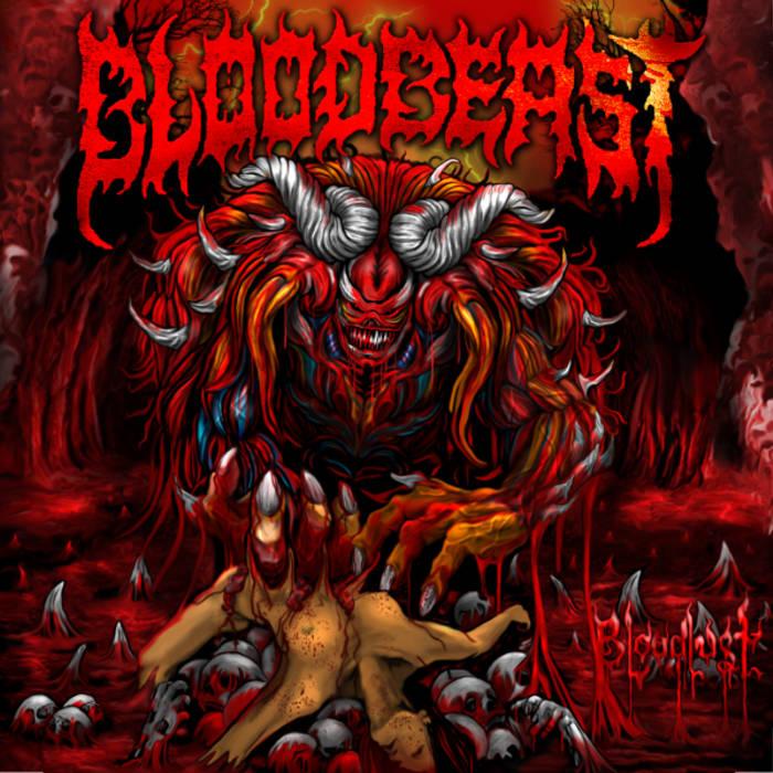 Bloodlust cover art