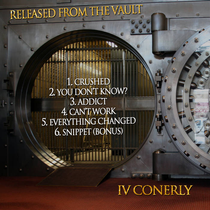 Released From The Vault cover art