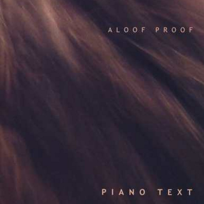 Piano Text cover art