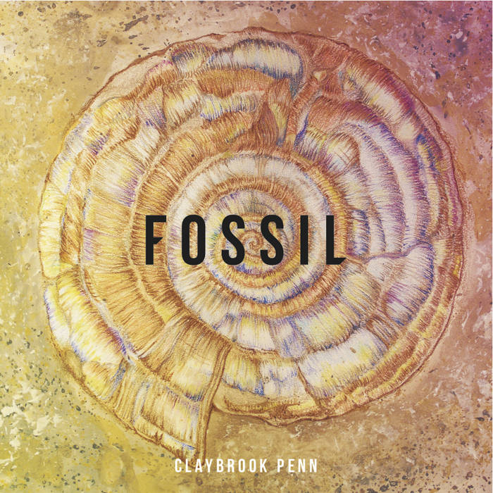 Fossil cover art