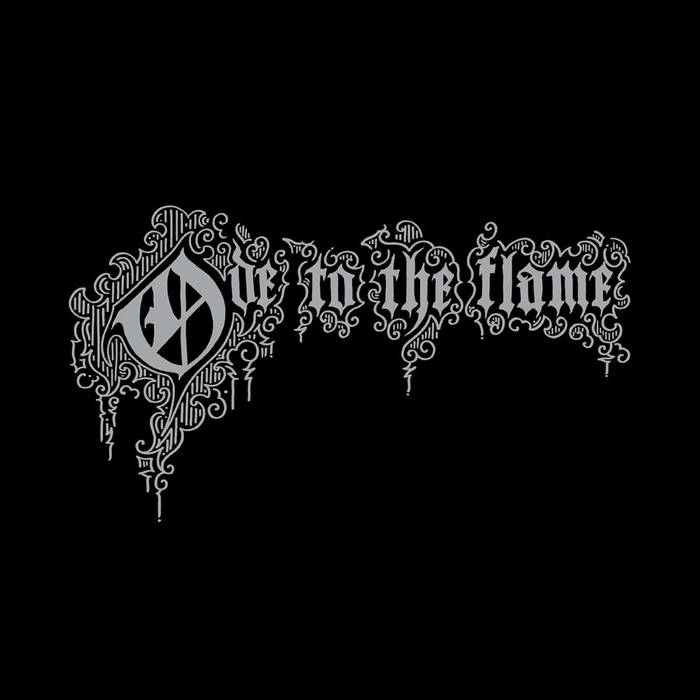 Ode To The Flame cover art
